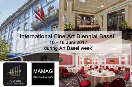 International Fine Art Biennial Basel parallel zur Art Basel